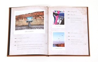 Travel Photo Book