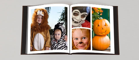 Halloween Photo Books