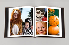 Halloween Photo Book