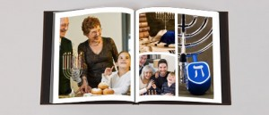 Hanukkah Photo Book